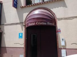 Hostal Cristina, Chipiona (Costa de Sanlúcar yakınında)