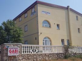 Apartmani Gabi, Cesarica