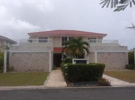 Villa golf, Ahoga Mulo (El Soco yakınında)