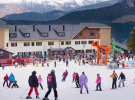 Hotel Serhs Ski Port del Comte, La Coma i la Pedra (Sant Llorenc de Morunys yakınında)