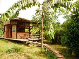 MARACUMBO Camping y Cabanas, Mompiche (Zapotal yakınında)