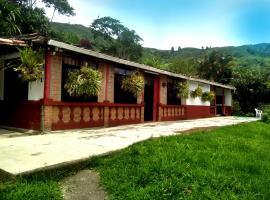 Finca Plan Familiar, El Hatillo (Barbosa yakınında)