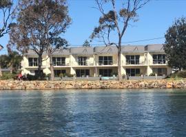 Merimbula Lake Apartments, Merimbula