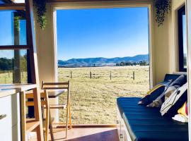 In2thewild Tiny House - Charlotte, Nulkaba