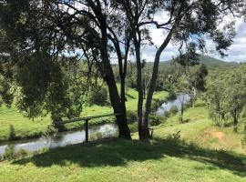 Creekbend, Kilkivan (Goomeri yakınında)