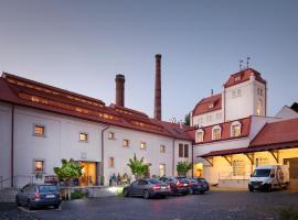 Hotel Kleis, Cvikov
