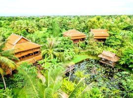 Maisons Wat Kor, Баттамбанг