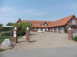 Hof-Borgstedt, Valluhn (Gudow yakınında)