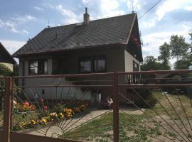 Ubytování v rodinném domě, Hejnice (Raspenava yakınında)