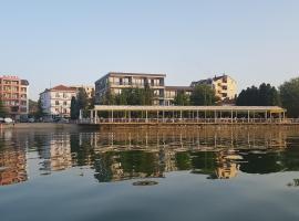 Hotel Millennium, Pogradec (Tushemisht yakınında)