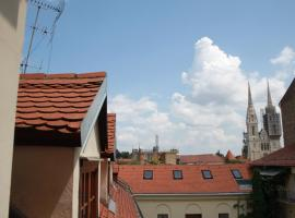 Apartment Cathedral view