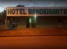 Hotel Bandeirantes, Cáceres (Mirassol D´Oeste yakınında)