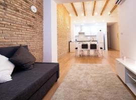 Cosy 2 bedroom apartment in Ruzafa (Valencia Center)