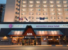 Coast Edmonton Plaza Hotel by APA