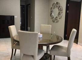 The Peak Residence at Sudirman - 3 BR Exclusive Private Apartment