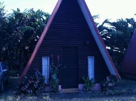 Cabinas El Rio, Tirimbina