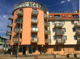 Apartment Modrany, Prag (Lahovičky yakınında)