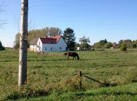 Ferme Lenfant, Ville-Pommeroeul (Hautrage yakınında)