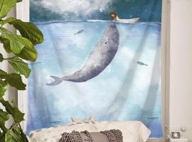 The Whale and Girl Apartment