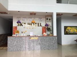 Sky hotel, Ấp Thành