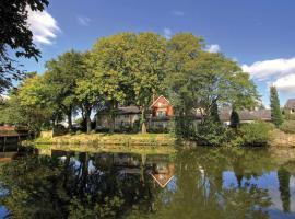 Best Western Bolholt Country Park Hotel, Bury (рядом с городом Walmersley)