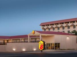 Super 8 by Wyndham Lubbock Civic Center North