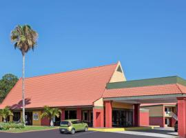 Days Inn by Wyndham Cocoa Cruiseport West At I-95/524