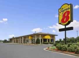 Super 8 by Wyndham Tupelo Airport