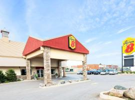 Super 8 by Wyndham Cambridge/Kitchener/Waterloo Area, Cambridge