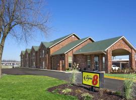 Super 8 by Wyndham Stafford/Springfield Area, Strafford