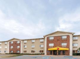 Super 8 by Wyndham Wichita Falls