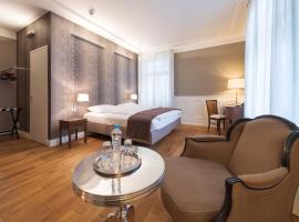 Blue City Hotel, Baden (Kirchdorf yakınında)