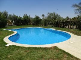 Coco Villa, Fayoum (Beni Suef yakınında)