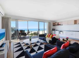 Sandbox Luxury Beach Front Apartments