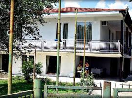 guest house QEDI, Jvari (рядом с городом Khaishi)