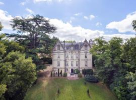 Château Le Parc de Mirambeau, Мирамбо (рядом с городом Saint-Martial-de-Mirambeau)