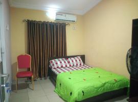 No 19 Hotel and Lounge, Ibadan (рядом с регионом IbadanSouth-West)