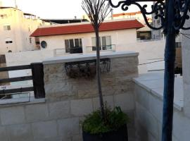 Unfurnished Roof Apartment in Amman, Umm al Usūd (Near Al Salt)
