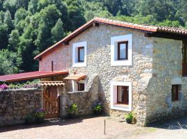 Casita en Ribadesella, Nocedo (рядом с городом Junco)