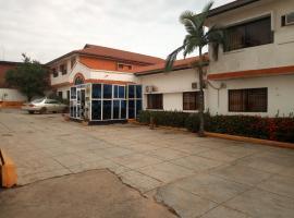 Crown Hotel, Ibadan (Near Iseyin)