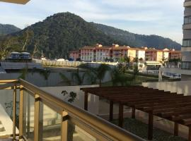 Rio Marina Resort, Itacuruçá (Coroa Grande yakınında)