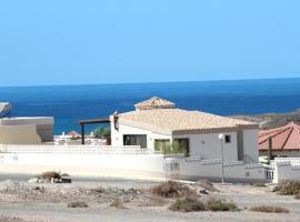 casa connylutz, La Pared
