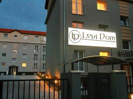 Levidom Residence Rooms