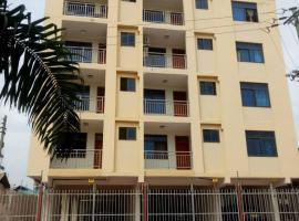 Two bedroom Apartment - Kinondoni kwa Pinda