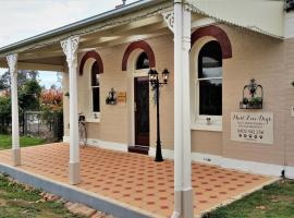 Must Love Dogs B&B & Self Contained Cottage, Rutherglen (Howlong yakınında)