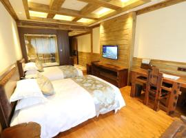 Drunken Root Resort Hotel, Quzhou (Qingshandi yakınında)