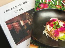 Adelaide Airport Motel, Adelaide (Plympton yakınında)