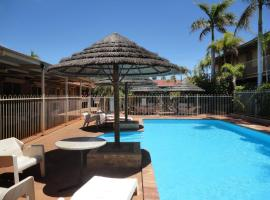 The Lodge Motel, South Hedland (Port Hedland yakınında)