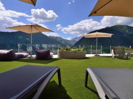 Almfamilyhotel Scherer, Obertilliach