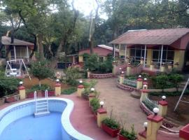 1 BR Boutique stay in M G Road, Matheran (71F0), by GuestHouser, Matheran (рядом с городом Neral)